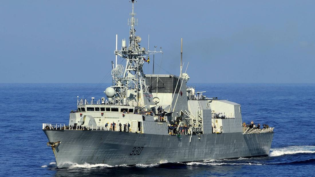 No plans to change warships despite PBO cost warning, top official says
