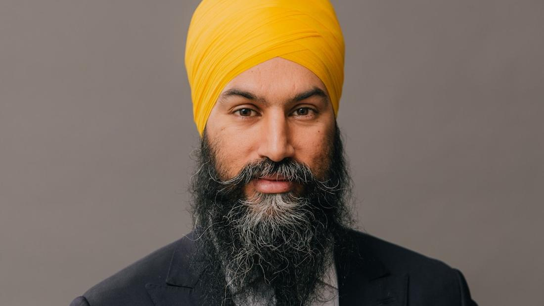 Jagmeet Singh on Power in the Pandemic Parliament