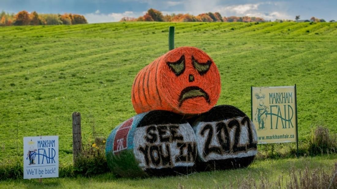 Ontario recommends against trick-or-treating in COVID-19 hot zones, as 704 new cases confirmed