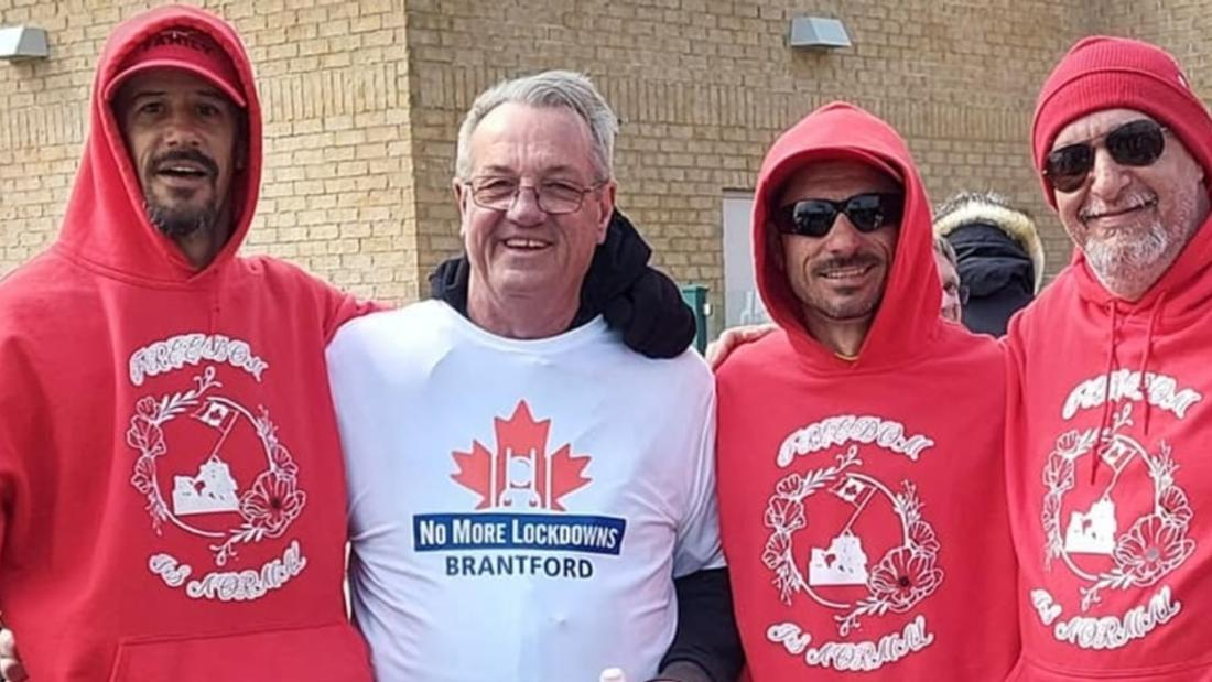 Ontario MPP Randy Hillier Does Not Disavow QAnon After Taking Photos With Conspiracy Theorists