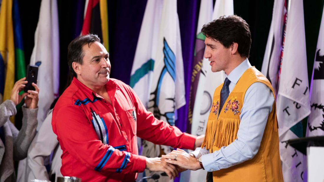 Bellegarde worried at Liberal pace of UNDRIP law