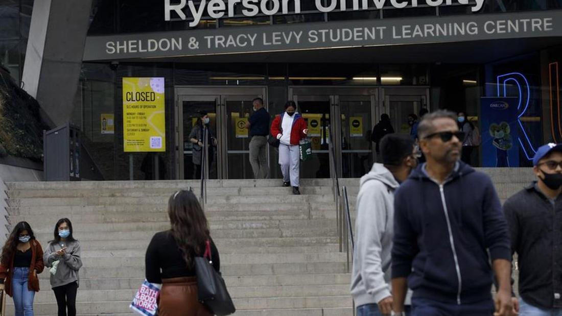 Universities say cancelled exams in high schools won't hamper post-secondary plans