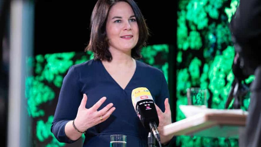 Germany's Greens name Annalena Baerbock as chancellor candidate