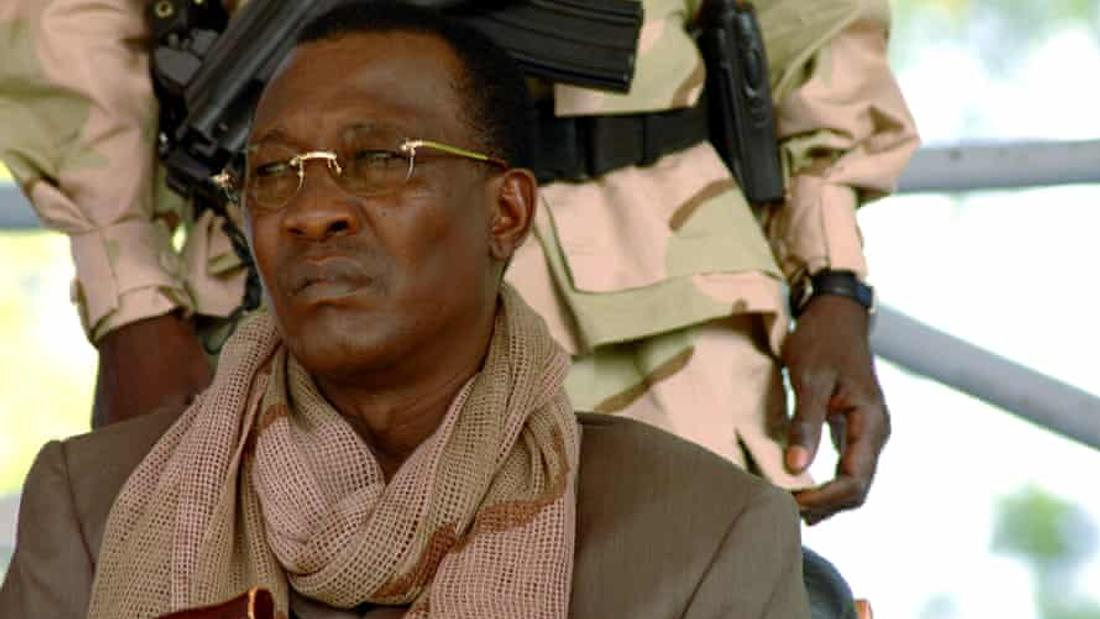 Chad's president Idriss Déby dies 'on battlefield', military says
