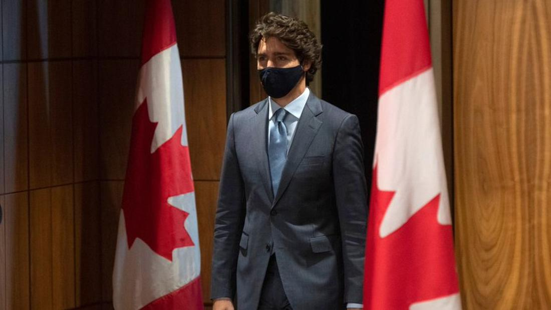 Trudeau Says He'll Call Election If Conservative Motion For New COVID-19 Committee Passes
