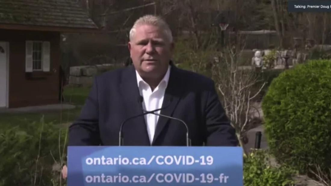 Tearful Doug Ford Says 'Sorry' About Doing Everything Wrong, But to Trust Him Anyway