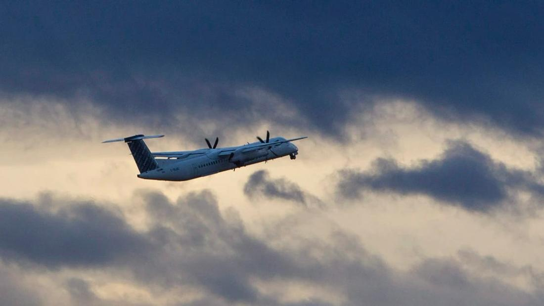 Commercial Airline Pilots Keep Reporting UFOs Over Canada