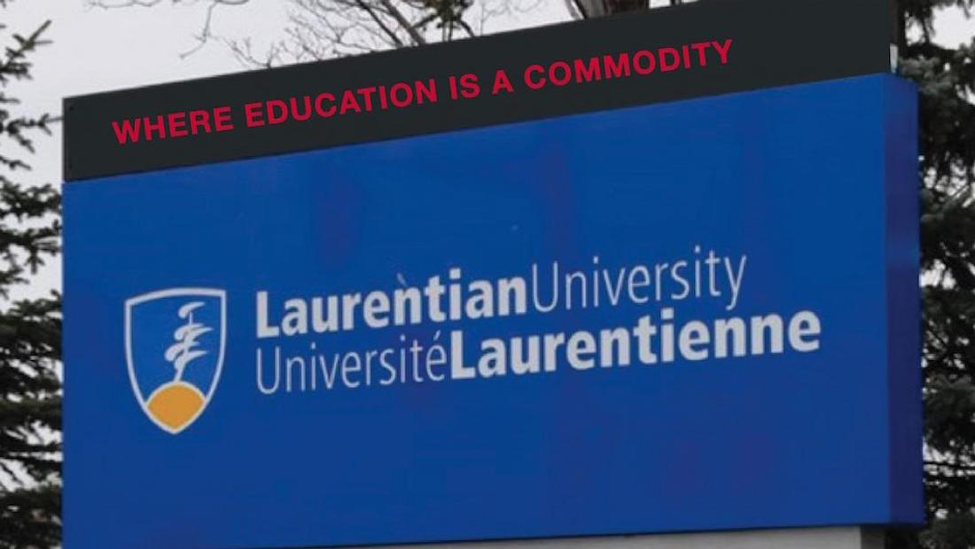 Laurentian University crisis a story of political interference and defunding of education