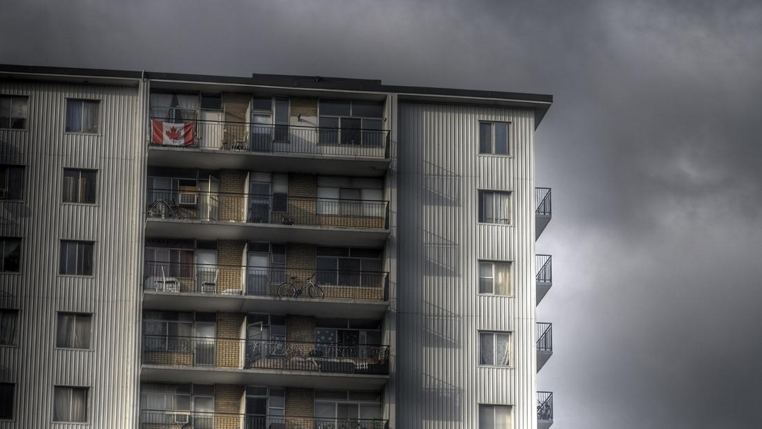 Doug Ford Is Using The Pandemic To Criminalize Tenant Organizing