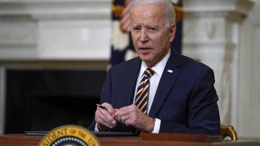 Biden plans to raise extra $80bn from high-earners and corporations