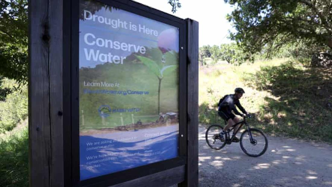 Drought-hit California orders Nestlé to stop pumping millions of gallons of water