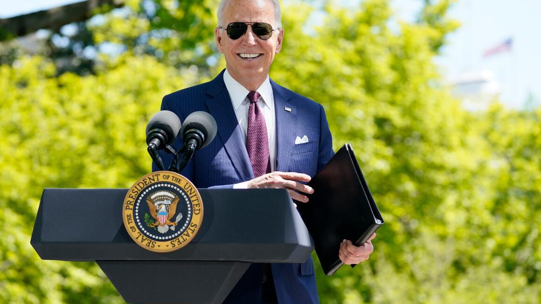 'Part of the fabric': Democrats say Biden's sweeping changes will be hard to undo