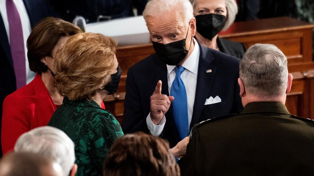 Biden Just Gave the Most Ideologically Ambitious Speech of Any Democratic President in Generations