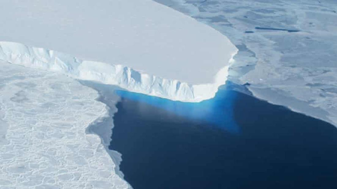 Antarctic 'doomsday glacier' may be melting faster than was thought