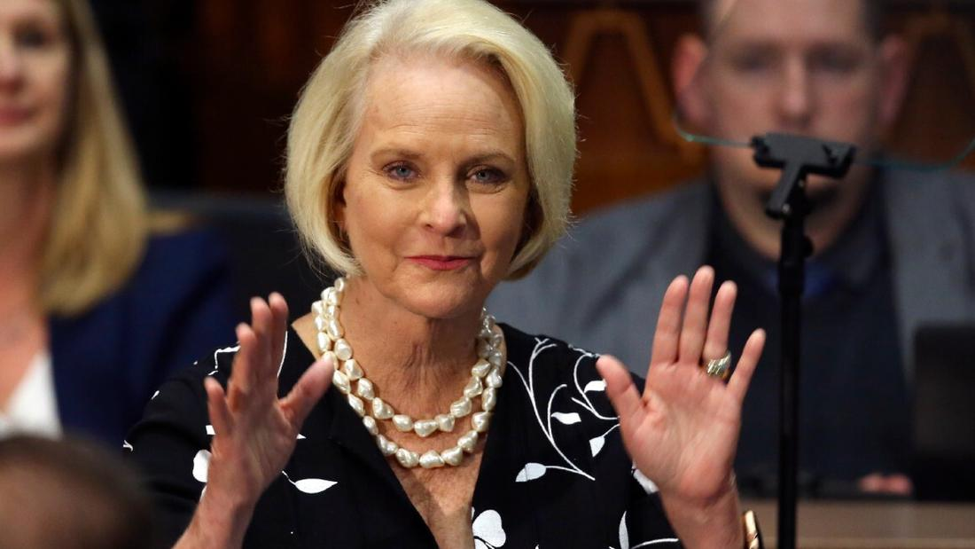 Cindy McCain calls Arizona GOP election audit 'ludicrous'