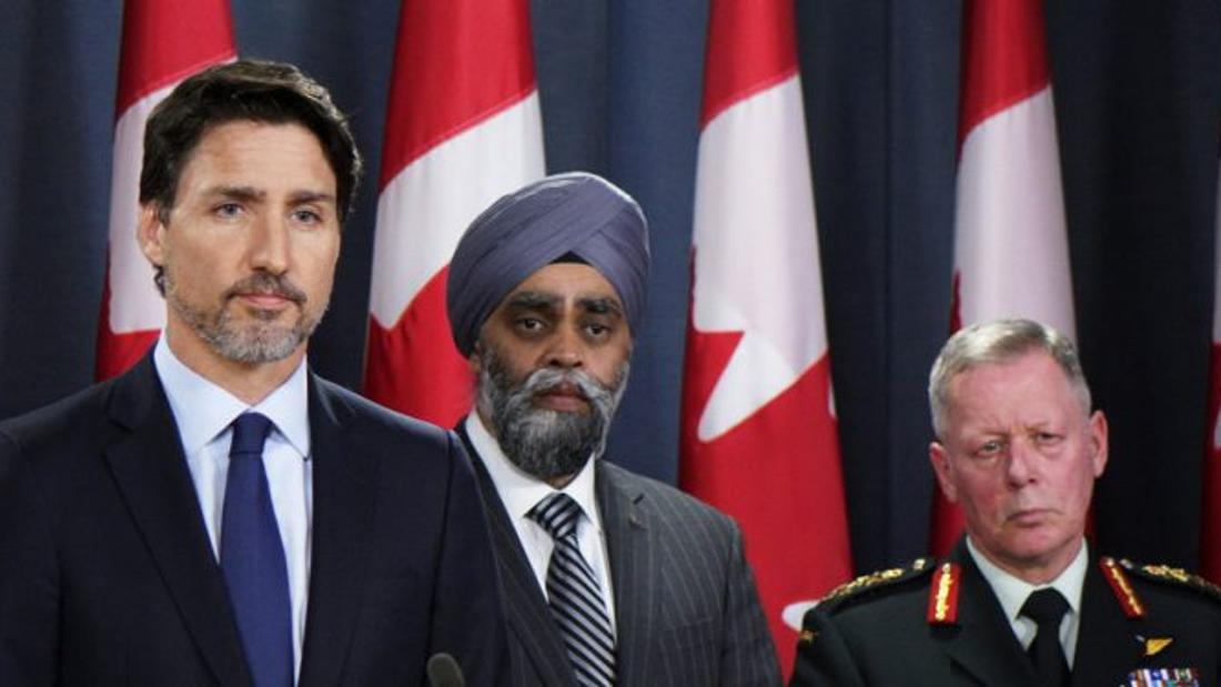 NDP tells Tories responsibility for Vance scandal lies with Trudeau and Sajjan, not Telford