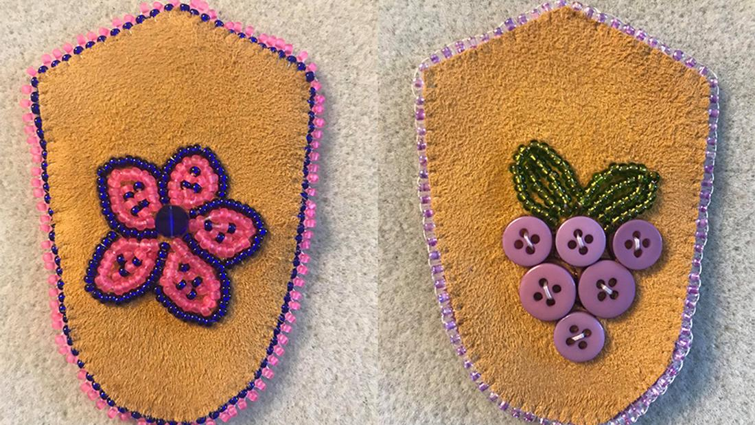 Thousands Respond to a Call for Beaded Baby Moccasin Tops