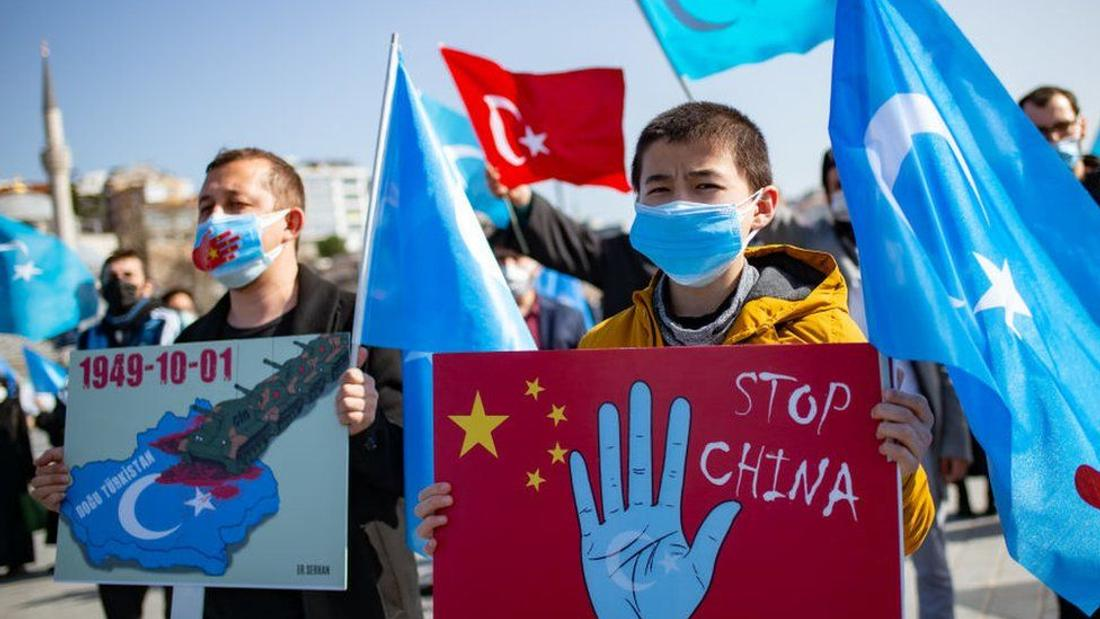 China has created a 'dystopian hellscape' in Xinjiang, Amnesty report says