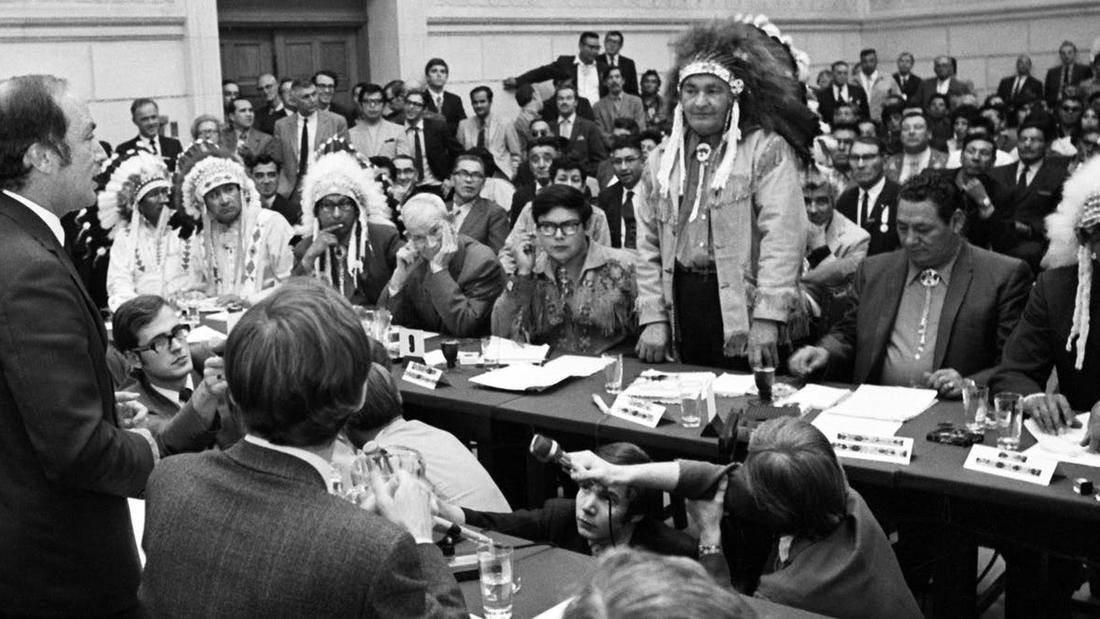 Pierre Trudeau's failures on Indigenous rights tarnish his legacy