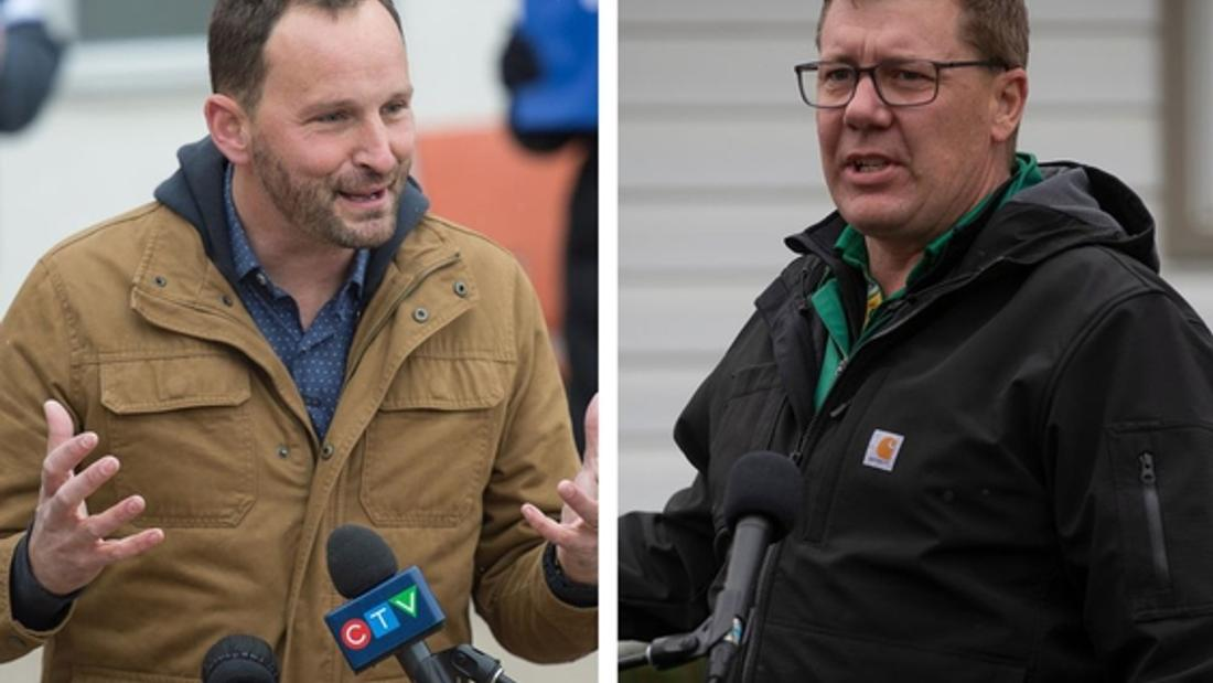 Polls find tightening race in final sprint; Sask. NDP trailing by 18 points
