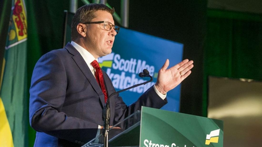 Four Moe years as Sask. Party handily sweeps province