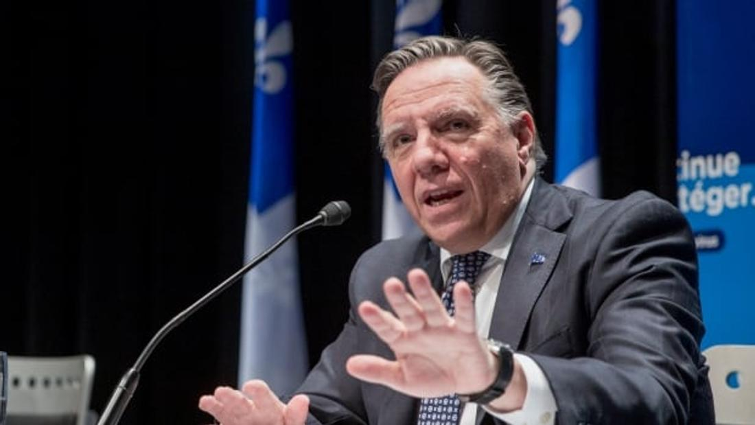 Legault prolongs red-zone restrictions until Nov. 23, extends hybrid learning to Grade 9 students