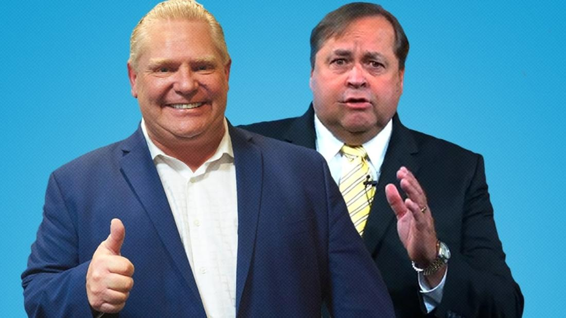 McVety's Canada Christian College Served As Voting Premise For PC Party Leadership Race