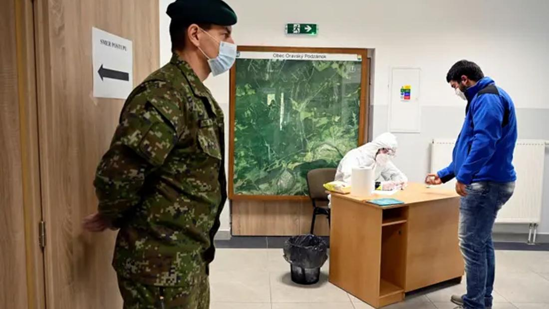 Slovakia to test all citizens over age of 10 for coronavirus
