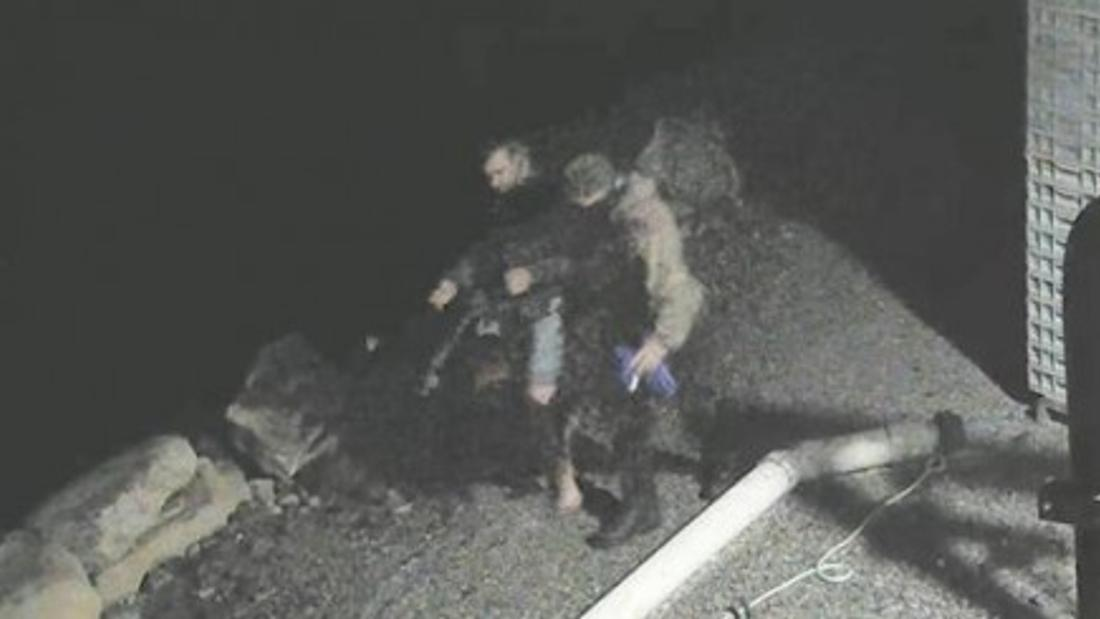 Lobster dispute: RCMP release images of men near fish plant that was torched