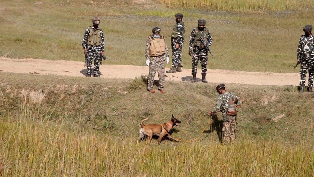 Indian troops kill top Kashmiri militant commander