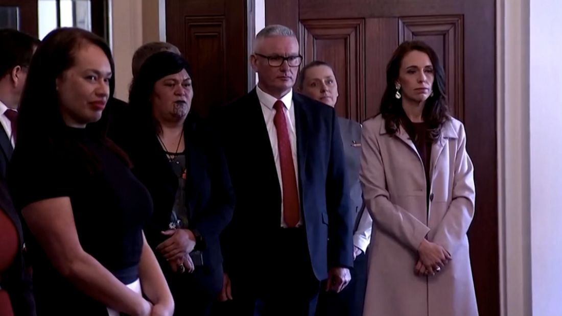 New Zealand's most diverse cabinet sworn in