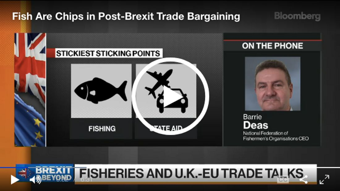 Brexit Negotiators Turn Up Heat With 48 Hours Till U.K. Deadline