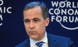 Banker Mark Carney makes political debut at Liberal convention