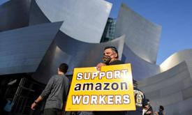 Amazon workers in Alabama vote against forming company's first union