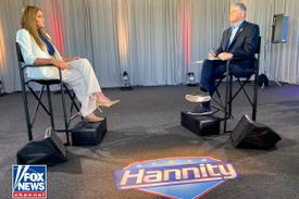 Jenner has hangar pains after Hannity interview