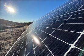 Indigenous solar energy project brings jobs, reliable revenue stream to community in Alberta