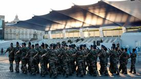 French soldiers warn of civil war in new letter
