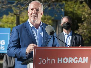 B.C. NDP offers $1,000 to voters, as part of re-election platform
