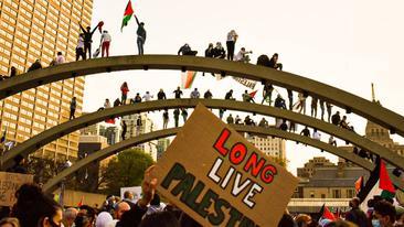 Canadian media show their bias in downplaying Israeli violence