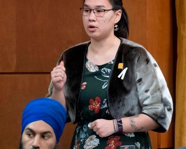 Lone Nunavut MP Mumilaaq Qaqqaq opts not to seek reelection