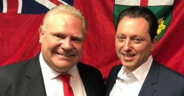 Ontario's Assistant Infrastructure Minister Defended Doug Ford's Handling of Long-Term Care Homes. He Also Held Shares in Long-Term Care Companies.