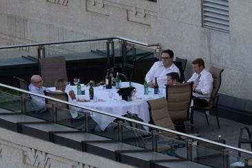 Alberta premier says sorry for breaking COVID-19 health rules with rooftop dinner
