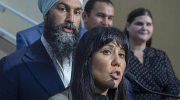 NDP calls on House of Commons to recognize residential schools as genocide