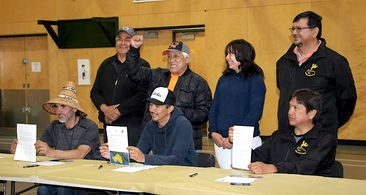 Vancouver Island First Nations plan to defer old-growth logging at protest sites