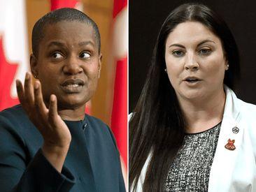 Green MP Jenica Atwin crosses floor to Liberals