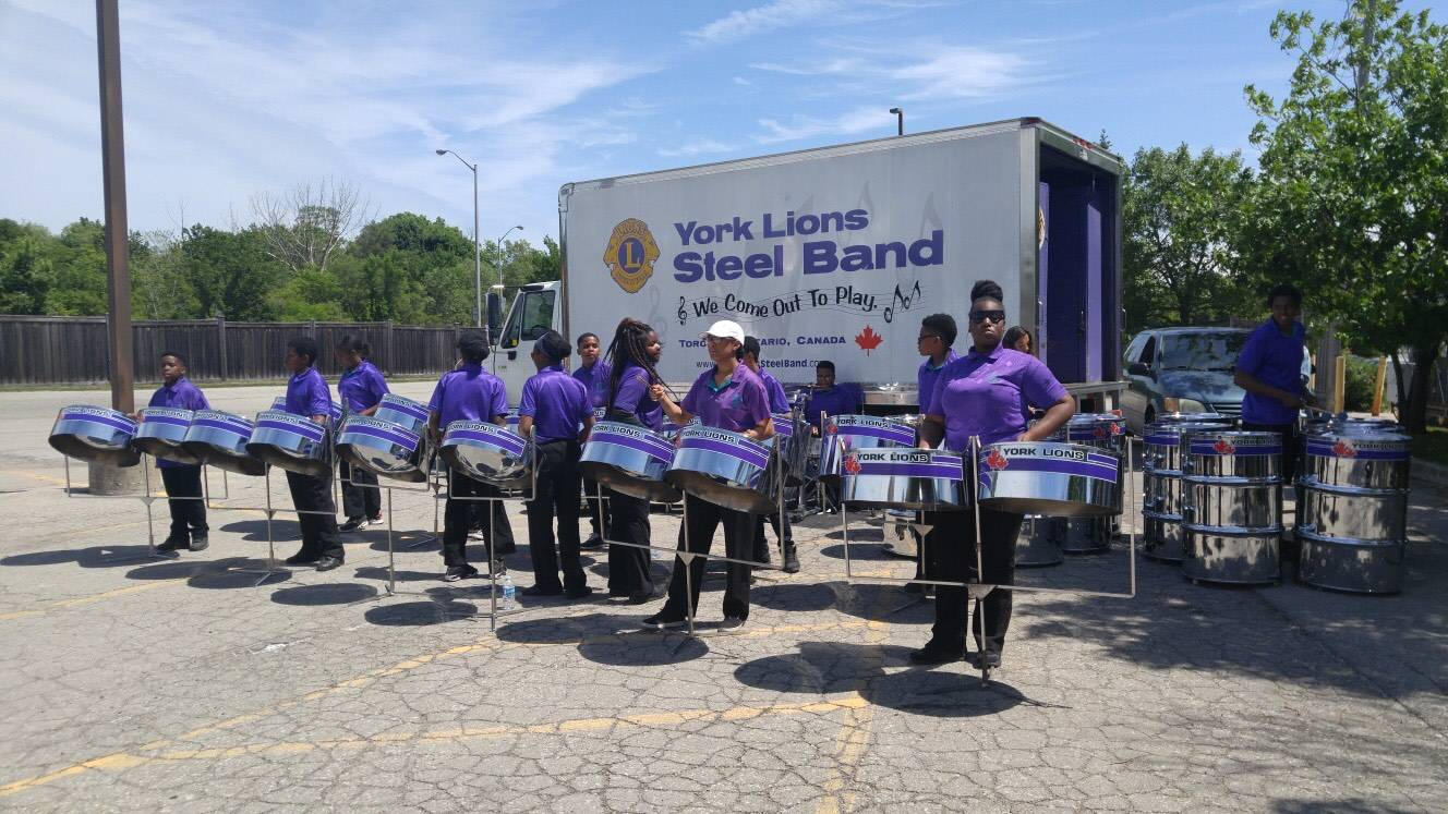 York Steel Band