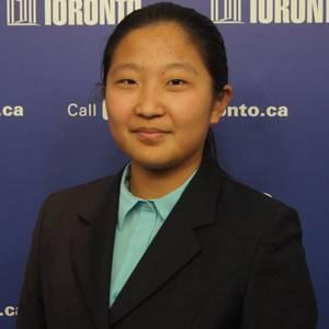 Mary ZhuYouth Councillor, Ward 16 (2012-2014)