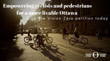 It's time: Vision Zero in Ottawa