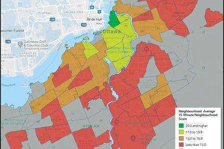 15-Minute Neighbourhood Survey