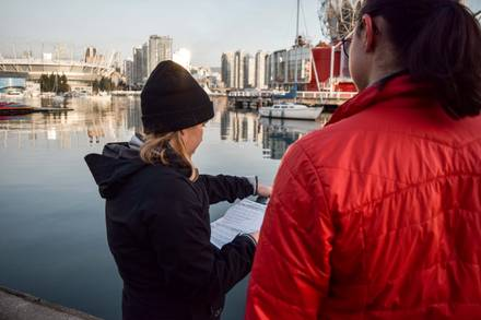 Why We Monitor Vancouver's Waters During the Coldest Months of the Year